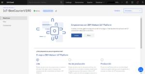 IoT IBM Cloud